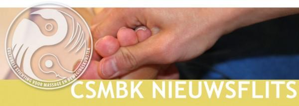 Basiscursussen: april voetreflexologie, mei shiatsu
